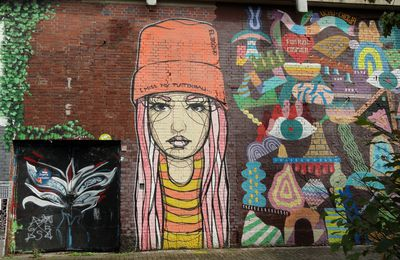 Street Art : Graffitis & Fresques Murales 50825 Koln (Germany)