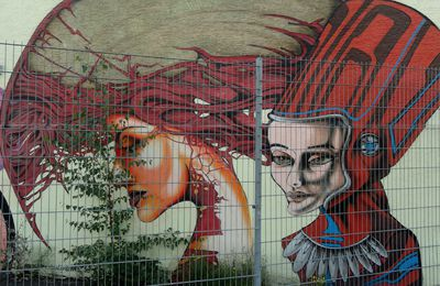 Street Art : Graffitis & Fresques Murales 58089 Hagen (Germany)
