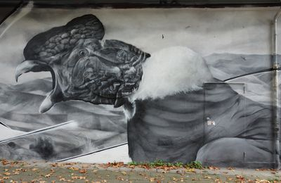 Street Art : Graffitis & Fresques Murales 54292 Trier (Germany)