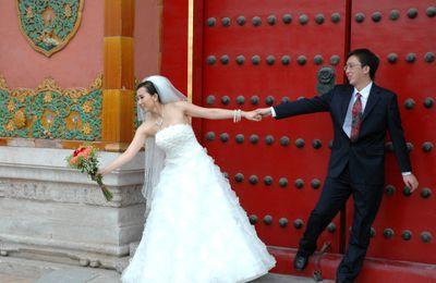 Mariage: La mariée se sauve !