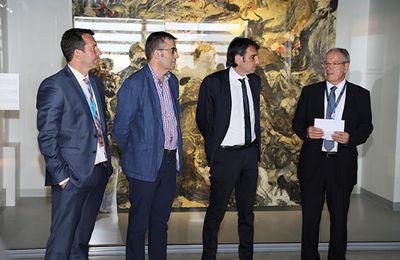 Miquel Barcelo s'expose à l'aéroport de Toulouse