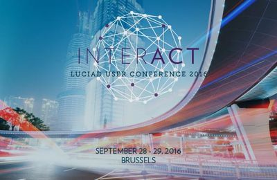 INTERACT Luciad User Conference 2016