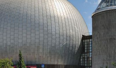 The Zeiss-Großplanetarium is reopening