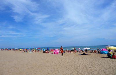 L'été sur la plage