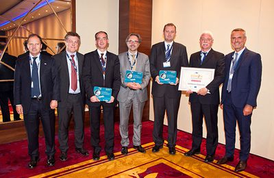 DSNA honoured by an EGNOS Award