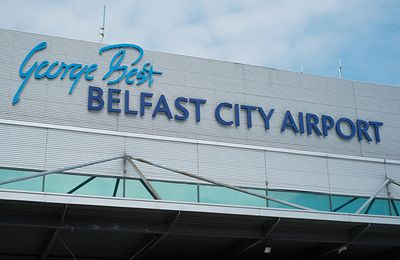 NATS' engineers win extra time at George Best Belfast City Airport