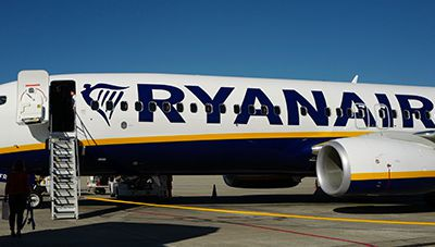 Ryanair Launches Cyber Week Promotion !