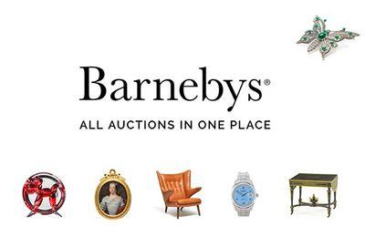 Barnebys : rapport sur les ventes aux enchères en ligne