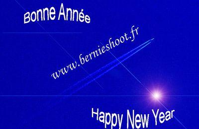 Bernieshoot vous présente ses meilleurs vœux pour 2017