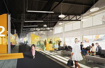 2017 : grands travaux pour transformer l'Aéroport Toulouse Blagnac