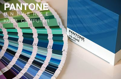 Collaboration exclusive : Pantone LLC et Kubb