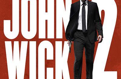 John Wick 2 DEMAIN au cinéma !