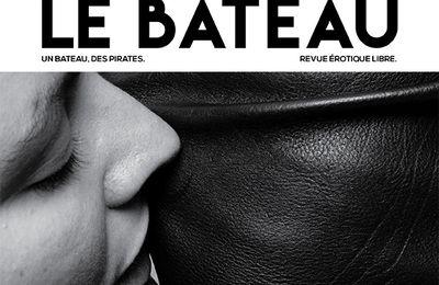 Le Bateau, revue d'art érotique,  a deux ans