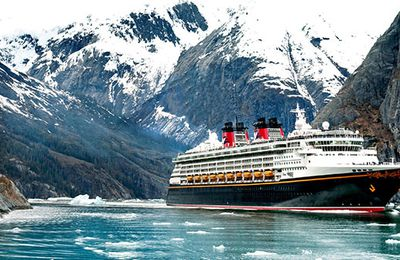 See the World and Explore Magnificent New Destinations with Disney Cruise Line