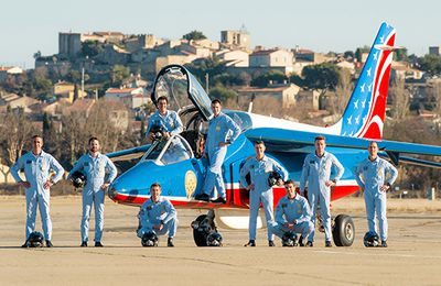 Patrouille de France USA Tour 2017