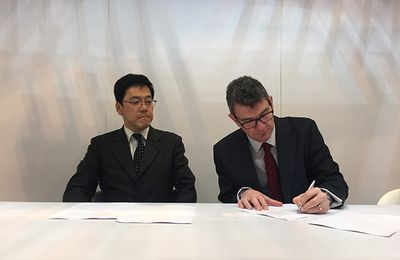 NATS and JANS strengthen relationship with formal agreement