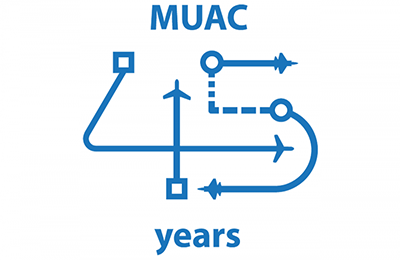 EUROCONTROL's Maastricht Upper Area Control Centre (MUAC) celebrating its 45th anniversary