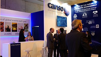 CANSO helps air navigation service providers to reduce emissions on the ground as well as in the air