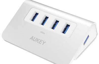 Concours : gagnez un Hub USB 4 Ports SuperSpeed