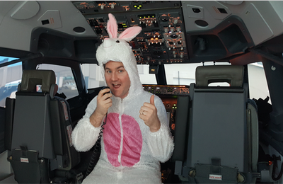 Ryanair launches massive easter sale : hop off on over 900 routes from 19.99 euros