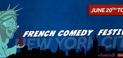 French Comedy Festival revient à New York
