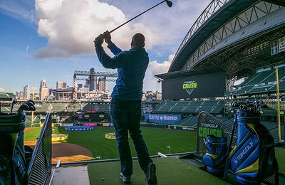 Topgolf Transforming Nissan Stadium into Larger-than-Life Playground