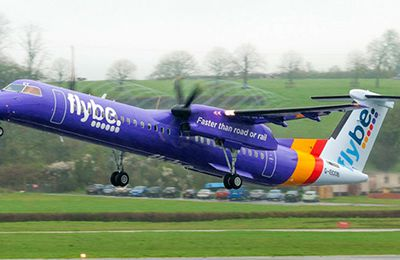 Flybe forging Eastern link
