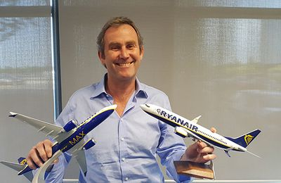 "Ryanair announced the purchase of 10 more Boeing 737 Max 200 ""Gamechanger"" aircraft"