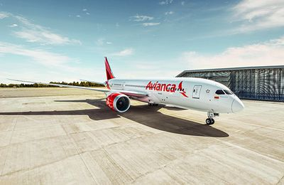 Inmarsat and Avianca announce GX Aviation agreement