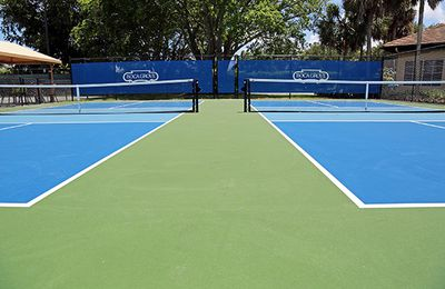Boca Grove Adds Pickleball Courts
