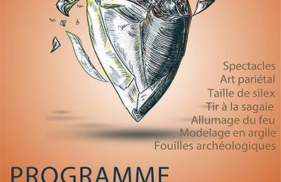Programme de l'été au Musée-forum de l'Aurignacien (Haute-Garonne)