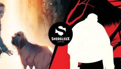 Comics : 3 blockbusters américains de la bande dessinée sortent en exclusivité chez Snorgleux comics
