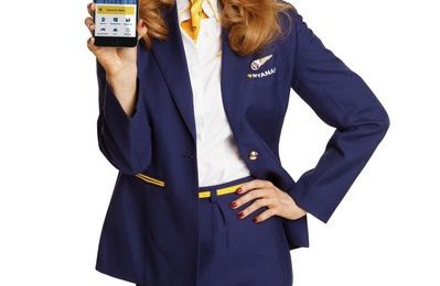 RYANAIR iOS APP now supports APPLE PAY