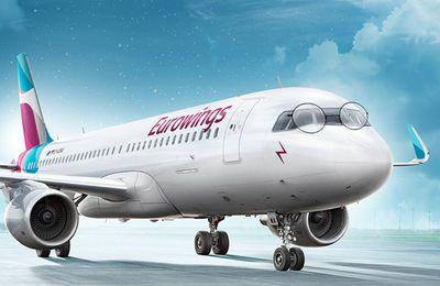 Eurowings : l'été de tous les records