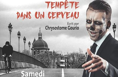 Toulouse : rallye-enquête tempête dans un cerveau