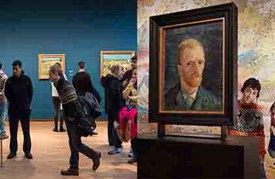 Van Gogh Museum number one in Europe