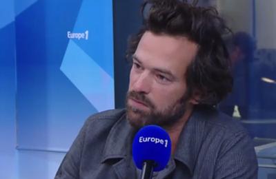 Romain Duris : Je me préparais à être dessinateur, le cinéma est arrivé par hasard