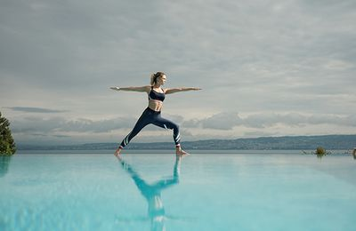 Yoga Season Experience à L'Evian Resort