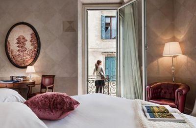 Luxe et élégance dans les Suites du Palazzo Victoria 5*