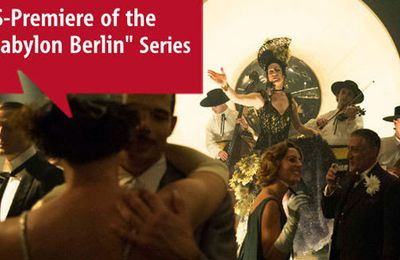 Berlin in starring role !