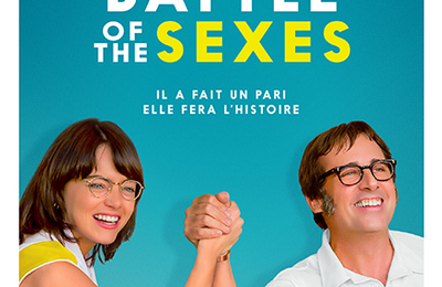BATTLE OF THE SEXES! Au cinéma le 22 novembre