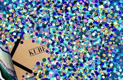 Kube, le concept livre qui révolutionne la lecture !