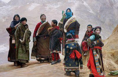 Han Yuchen - Un artiste emblématique chinois