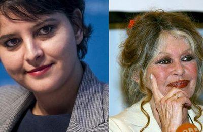 """Najat Vallaud-Belkacem : le coup de gueule de Brigitte Bardot contre """"la propagande de l'Interbev"""""""