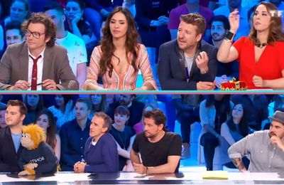 Audience de l'Hebdo Show du 13 mai sur TF1.