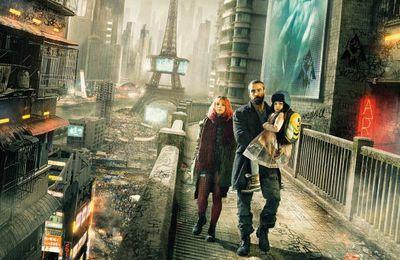Paris futuriste : l'affiche du film Arès dévoilée.