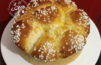 Brioche butchy - Thermomix