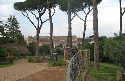 Orti Farnesiani - Rome