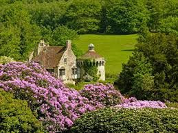 Scotney Castle Garden - Sussex