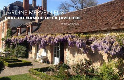 Le Parc du Manoir de la Javelière - Loiret